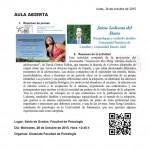 Universidad Salamanca. Cartel