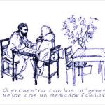 Artículo. Adopción Punto Encuentro. Ilustración